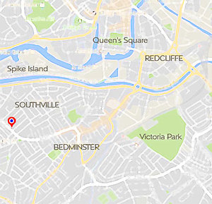 Locations and Fees. Map of Southville